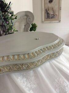 Ornate CIEL DE LIT Bed Canopy / Pelmet ~ Large French style coronet