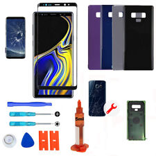 For Samsung Galaxy Note 9 N960 Front Screen Glass Back Replacement Repair Kit