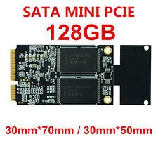 KingSpec SATA Mini PCIE 128GB SSD for ASUS Eee PC 1000H S101 900 T91MT  1000HC