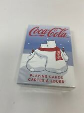 Bicycle Coke Playing Cards Coca Cola D4