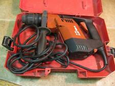 Hilti TE5 Rotary Hammer Drill with Case NEEDS NEW CHUCK