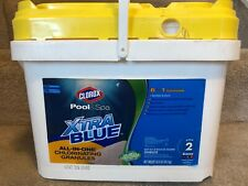 Clorox Pool & Spa All-in-One XtraBlue Pool Chlorinating Granules 22.5 lbs