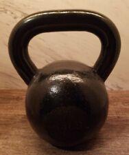 20KG/45LB Kettlebell Home Gym Workout Fitness Dumbbell Exercise Equipment