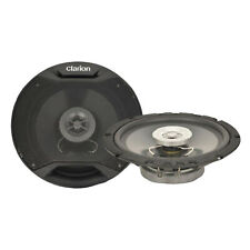 """New listing Clarion Sre1601R 6.5"""" 2-Way 120 Watts Peak Coaxial Car Component Speaker System"""