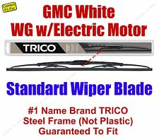 Wiper Blade (Qty 1) Standard fits 1990 White GMC WG w/Electric Motor - 30200