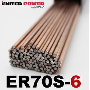 400g 2.4mm 330mm ER70S-6 Mild Steel TIG Filler Rods Welding Sticks