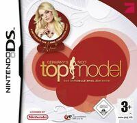 Nintendo DS Spiel - Germany's next Topmodel mit OVP