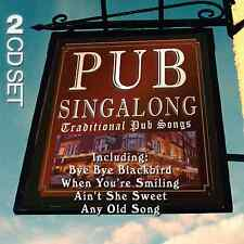 Llandudno Show Players - Pub Singalong - Traditional Pub Songs (2CD) CD