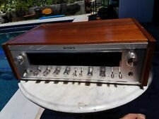 Vintage Sony STR-7055 Stereo Receiver Great working order!