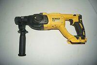 """Dewalt DCH133 20V Cordless SDS 1"""" Brushless Rotary Hammer Drill 20v Bare Tool"""