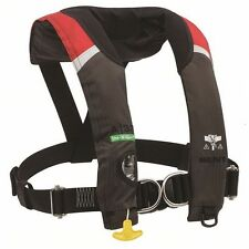 Kent 133500 A/33 Harness In-Sight Automatic Inflatable Life Jacket Red