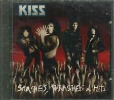 """KISS """"Smashes, Thrashes & Hits"""" Best Of CD-Album"""