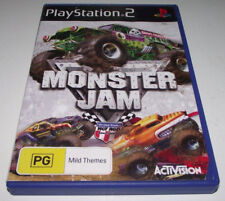 Monster Jam PS2 PAL *Complete* Monster Trucks