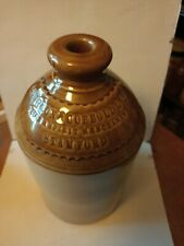 More details for small slab sealed flagon from stamford