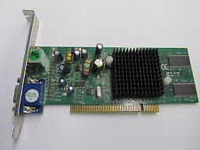 Jaton Nvidia Geforce4 MX4000 Video-208PCI-64Twin 64MB Card, Full Height