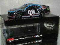 2020 RCCA Jimmie Johnson #48 ALLY DARLINGTON LIQUID COLOR  ELITE car#165/170