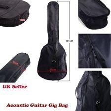 """UK taglia 38 """" 3/4 Acoustic Chitarra Classica Borsa che trasportano VALIGETTA manica titolare"""
