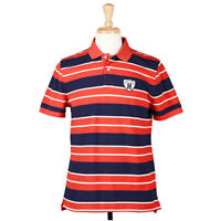 Tommy Hilfiger Man Polo Classic Fit Stripe New With Tag 100% cotton