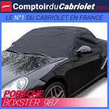 Bâche protège capote pour Porsche Boxster 987 cabriolet