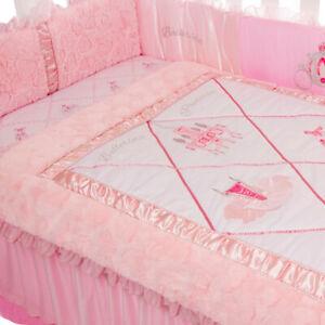 Amani Bebe 4 Pcs Cot Set-Ballerina Princess