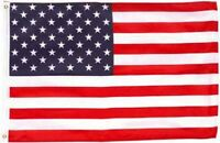 3'x5' USA Nylon Flag Old Glory Stars and Stripes American Outdoor Heavy New 3X5