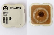 ETA original parts 11-1/2  2770 ref. 1482  32.033 ratchet wheel  N.O.S. (0570ET)