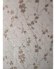 Vintage Toile WallpaperBird Branch DesignGreen Sage TaupeG/&B 51-015