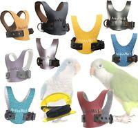 EZ Quaker Parrot Harness & 6 Foot Leash