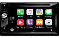 Dodge RAM 1500 2004-2016 Radio Upgrade Jensen VX4024 Carplay Bluetooth XM DVD