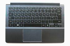 New Samsung NP900X3B NP900X3C Top Housing Palmrest With UK Keyboard BA97-03460A