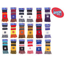 AFL Footy Team Official Supporter Bar Scarf BNWT