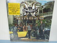 Hinder 2008 Take it to the Limit Vinyl 2xLP New Sealed Mick Mars Motley Crue
