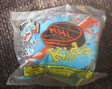 1998 NHL Hockey Wendy's Kids Meal Toy - Hockey Goalie Game