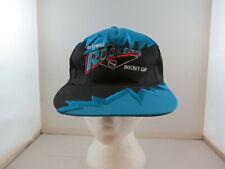 Vintage Kelowna Rockets Hat  - Lightning Bolt Design - Adult Snapback