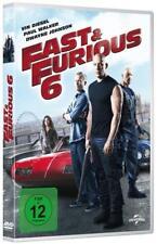 Fast & Furious 6 2013DVD-Actionthriller mit Paul Walker,Vin Diesel,Dwayne Johnso