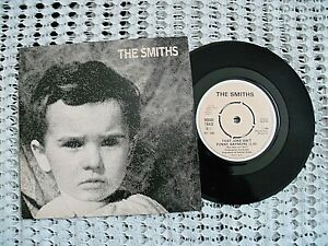 """THE SMITHS THAT JOKE ISNT FUNNY ANYMORE./ MEAT IS MURDER,PC,7"""",INDIE.MORRISSEY"""