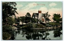 Picture Postcard Old Hall Chorley Lancashire