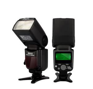 Meike Mk930 II Blitz Speedlite Slave Nikon MK930II MK-930 II Aufsteckblitz