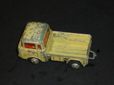 Corgi toys a JEEP FC-15C,  playworn