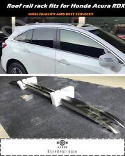 Fit Honda Acura RDX 2012-2015 2016 2017 2018 luggage rack roof rail roof rack