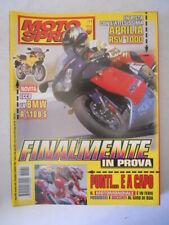 MOTOSPRINT n°31 1998 Aprilia RSV 1000 [MS9A]