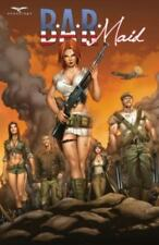 B. A. R. Maid by Clayburn Moore, Zenescope Brand New Graphic Novel Free Ship!