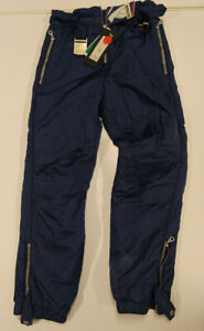 Numero Uno Damen Skihose, Snowboardhose, Gr. 44/46, blau, NEU 87