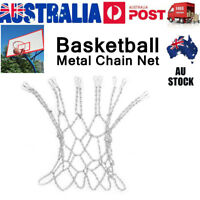 Heavy Duty Basketball Ring Metal Chain Net Official Size Rims Hoop 12 Loop VIC