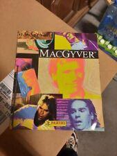 Panini Album complet McGyver vintage