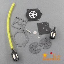 Carb Repair Kit For Stihl 015 015AV 15AVE 015L Walbro HDC17 Carburetor K10-HDC