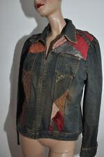 veste jean femme T L 40/42 marque René Derhy TBE 100% coton