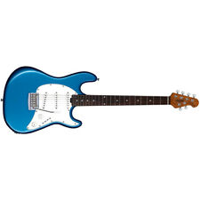 Sterling by Music Man Cutlass CT50SSS Guitar Rosewood Fretboard Toluca Lake Blue