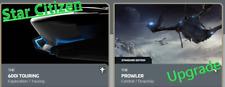 Star Citizen - Origin 600i Touring to Esperia Prowler UPGRADE +Aves Helmet