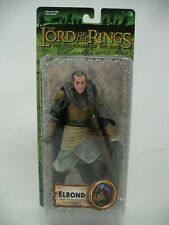 Lord of the Rings Fellowship of the Ring Elrond w/elven sword attack actio New